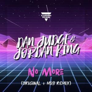 "Dan Judge & Jordan King Unite Again For Massive Deep Piano Jam ""No More"", Including Club Remix By MDB"